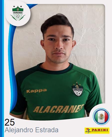 Alejandro Estrada Barajas