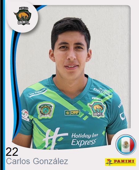 Carlos Antonio González Figueroa