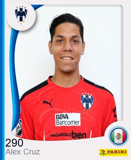 Alex Sebastián Cruz Ramírez