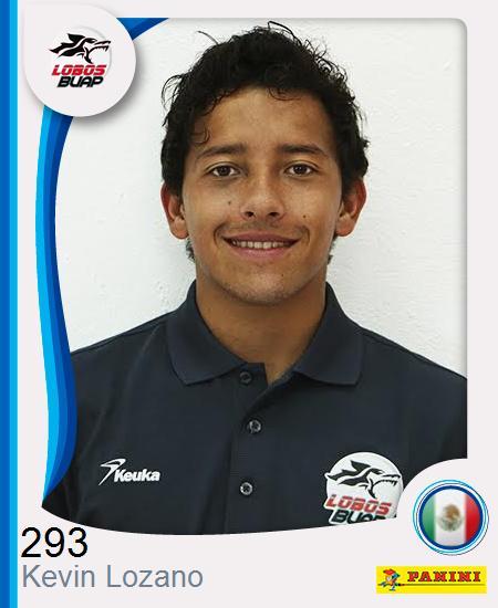 Kevin Fernando Lozano Bocardo