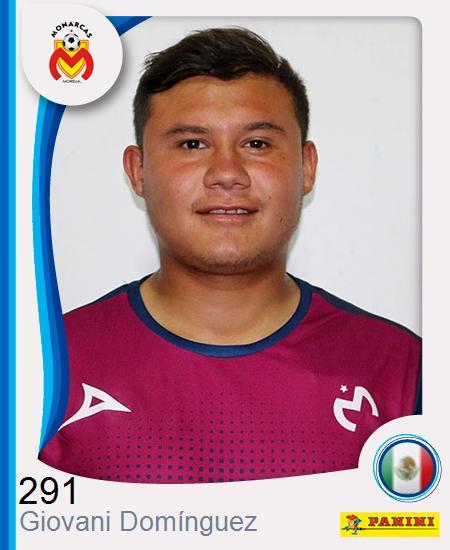 Giovani Domínguez Morales