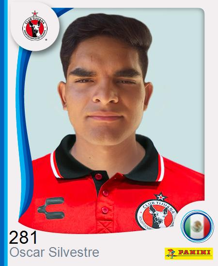 Oscar Rafael Silvestre Fuentes