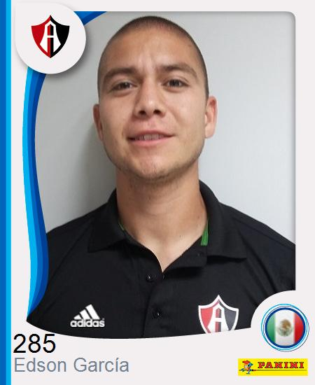 Edson Aldair García Martínez