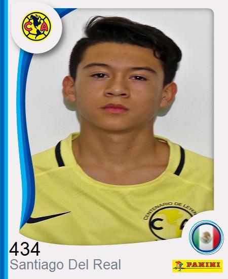 Santiago Del Real