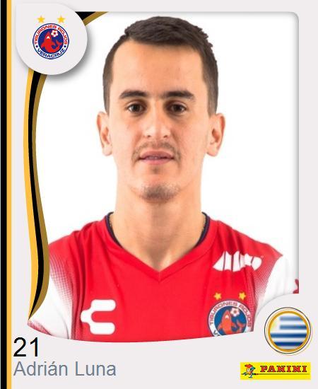 Adrián Nicolás Luna Retamar