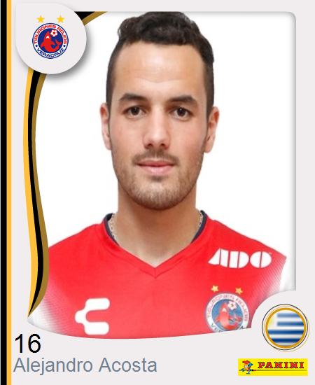 Alejandro Rafael Acosta Cabrera