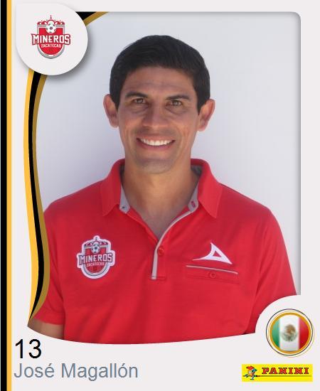 José Jonny Magallón Oliva