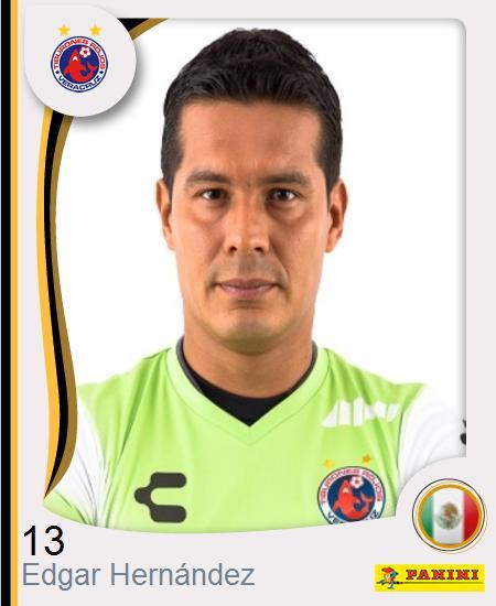 Edgar Melitón Hernández Cabrera