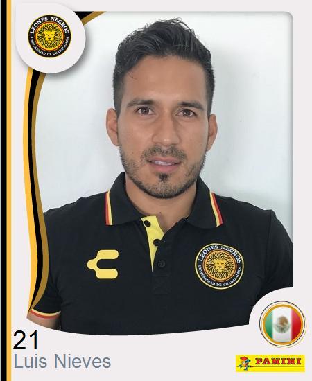 Luis Humberto Nieves Mancillas