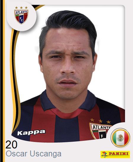 Oscar Eduardo Uscanga Gutiérrez