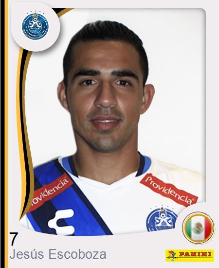 Jesús Alonso Escoboza Lugo