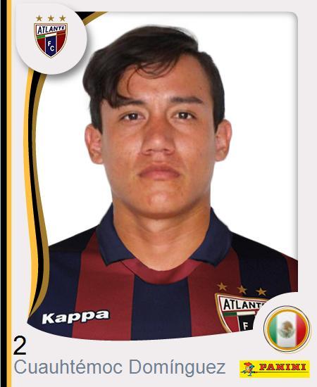Cuauhtémoc Abraham Domínguez Saucedo
