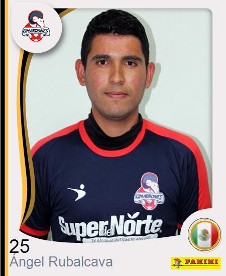 Ángel Humberto Rubalcava García