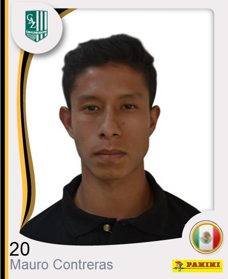 Mauro Isidro Contreras Hernández