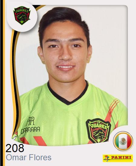 Omar Flores Villaseñor