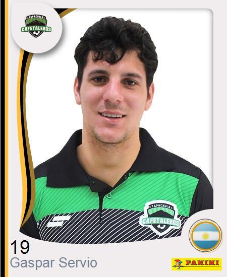 Gaspar Andrés Servio