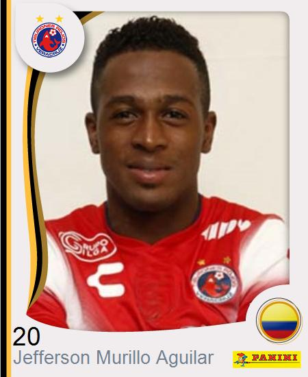 Jefferson Eulises Murillo Aguilar