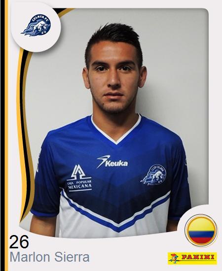 Marlon Ricardo Sierra Zamora