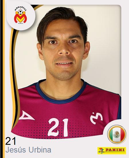 Jesús Yair Urbina Núñez