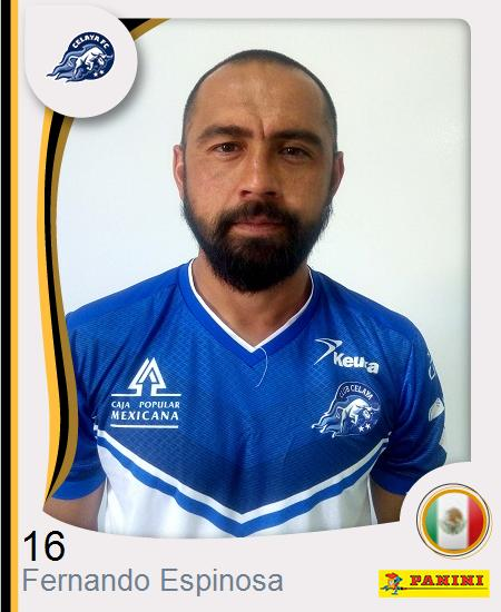 Fernando Espinosa Barrera