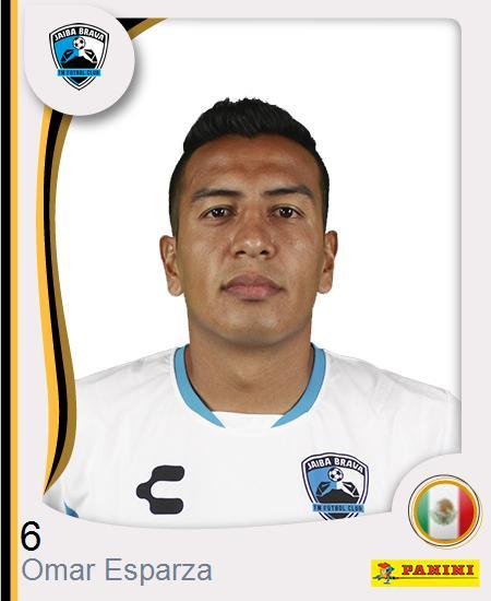Omar Alejandro Esparza Morales