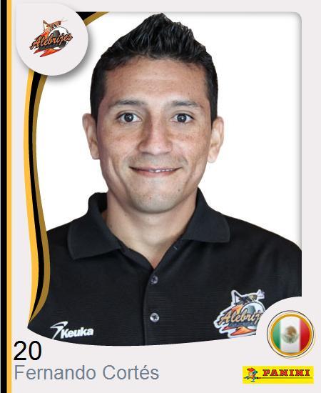 Fernando Leonel Cortés Monroy