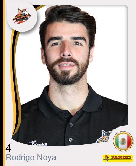 Rodrigo Javier Noya García