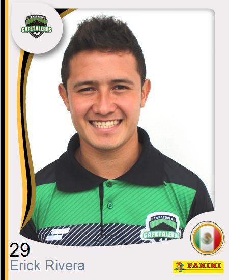 Erick Rivera Guerrero