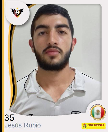 Jesús Everardo Rubio Quintero