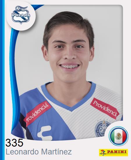 Leonardo Fabián Martínez Landeros