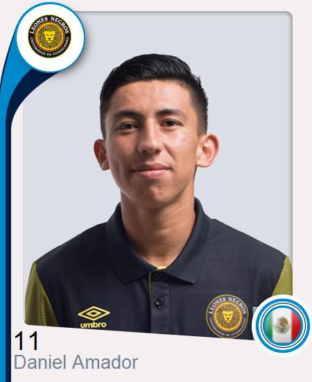 Daniel Guadalupe Amador Osuna