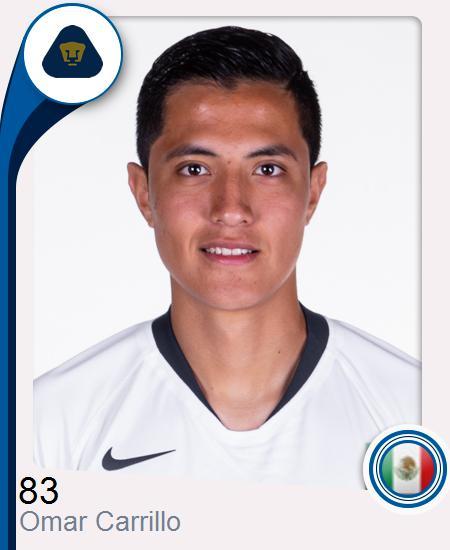 Omar Rafael Carrillo Villa