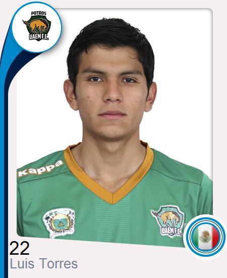 Luis Ángel Torres Medina