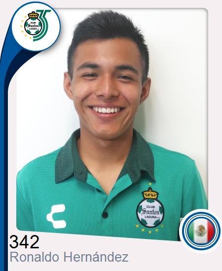 Ronaldo Zinedin Hernández Rodríguez