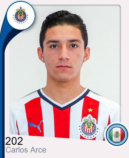 Carlos Emiliano Arce Mendoza