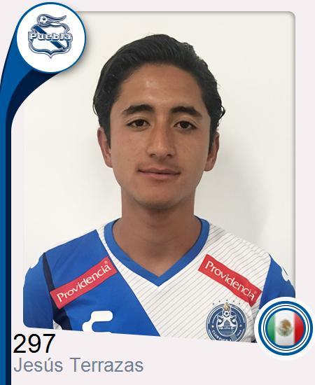 Jesús Armando Terrazas Cruz