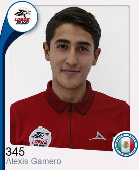 Alexis Arturo Gamero Badillo