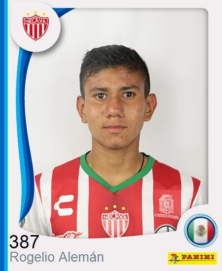 Rogelio Alejandro Alemán Molina