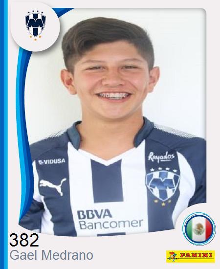 Gael Alejandro Medrano Nuñez