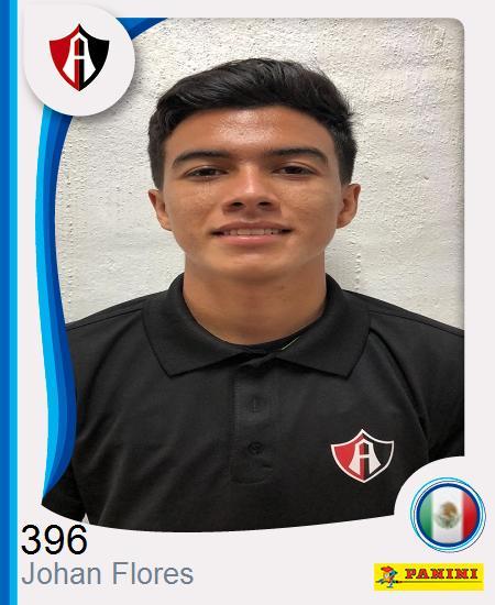 Johan Flores Gómez