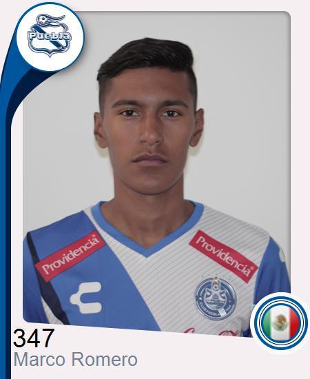 Marco Antonio Romero Cancio