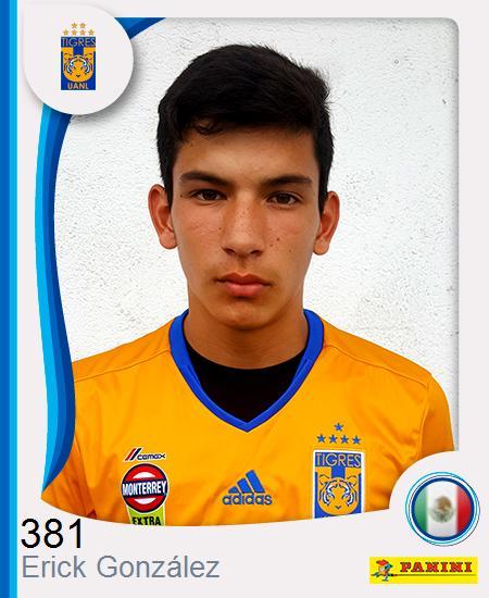 Erick Fernando González García