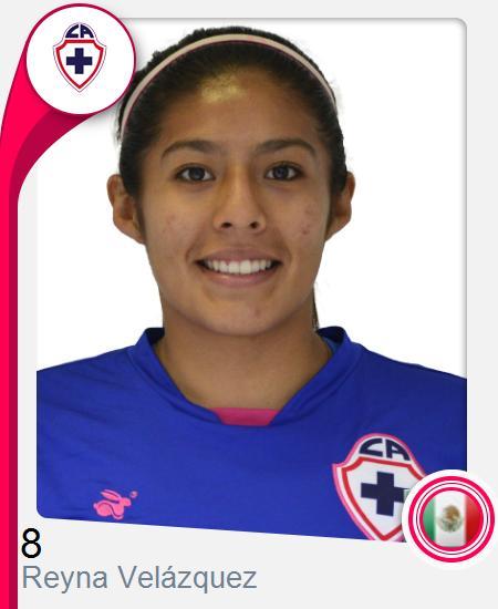 Reyna Sabina Velázquez Mejía