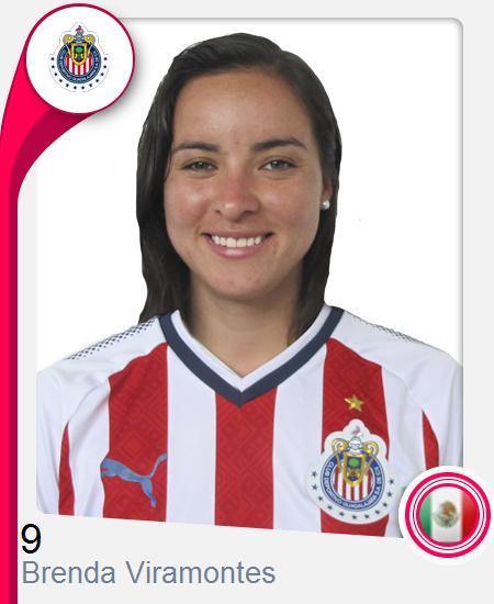 Brenda Noemi Viramontes Ávalos