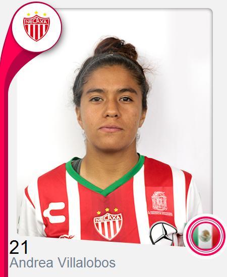 Andrea Magdalena Villalobos Delgado