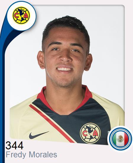 Fredy Morales Montero