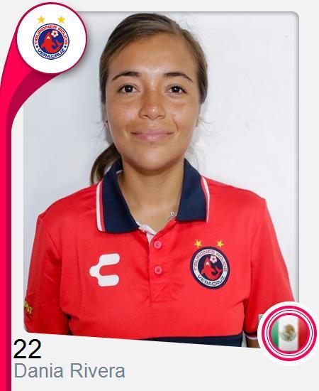 Dania Itzel Rivera Bigman