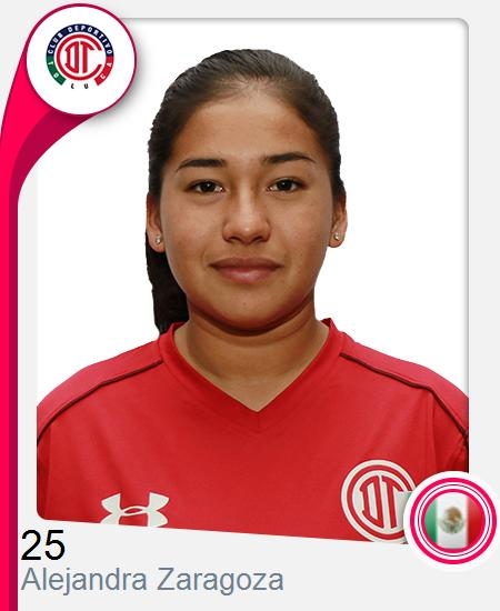 Alejandra Zaragoza