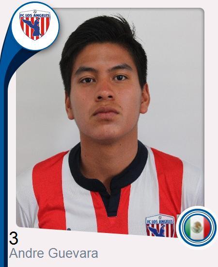 Andre Martin Guevara Vega