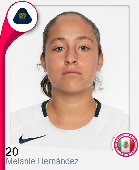 Melanie Stacey Hernández Romero